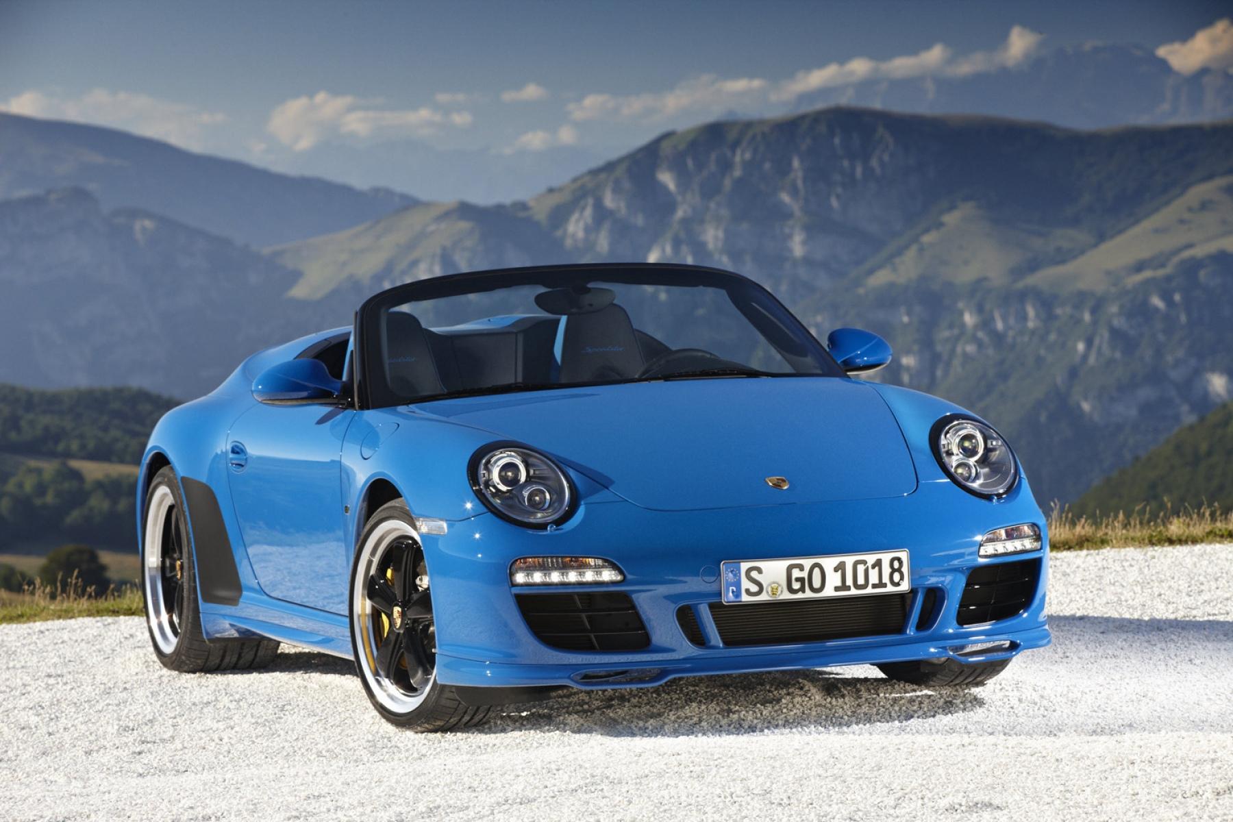 70 Years Of Porsche Sports Cars 70 Years Of Porsche
