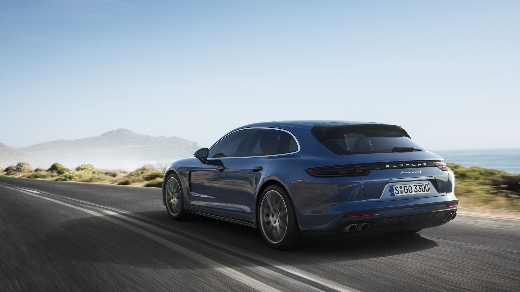 panamera 4s diesel sport turismo the new porsche panamera sport turismo. Black Bedroom Furniture Sets. Home Design Ideas