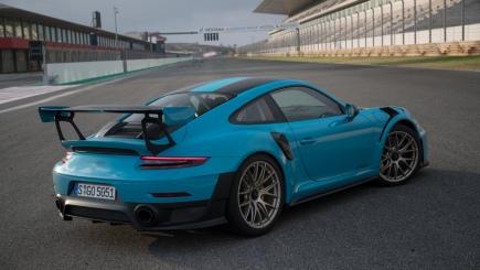 911 GT2 RS Miami Blue - The new Porsche 911 GT2 RS Porsche Gt Blue on riviera blue, porsche black and blue, columbia blue,