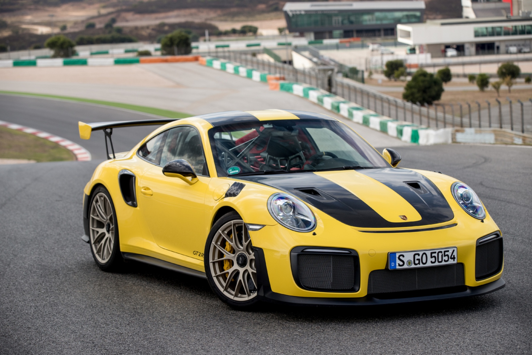 911 gt2 rs racing yellow the new porsche 911 gt2 rs