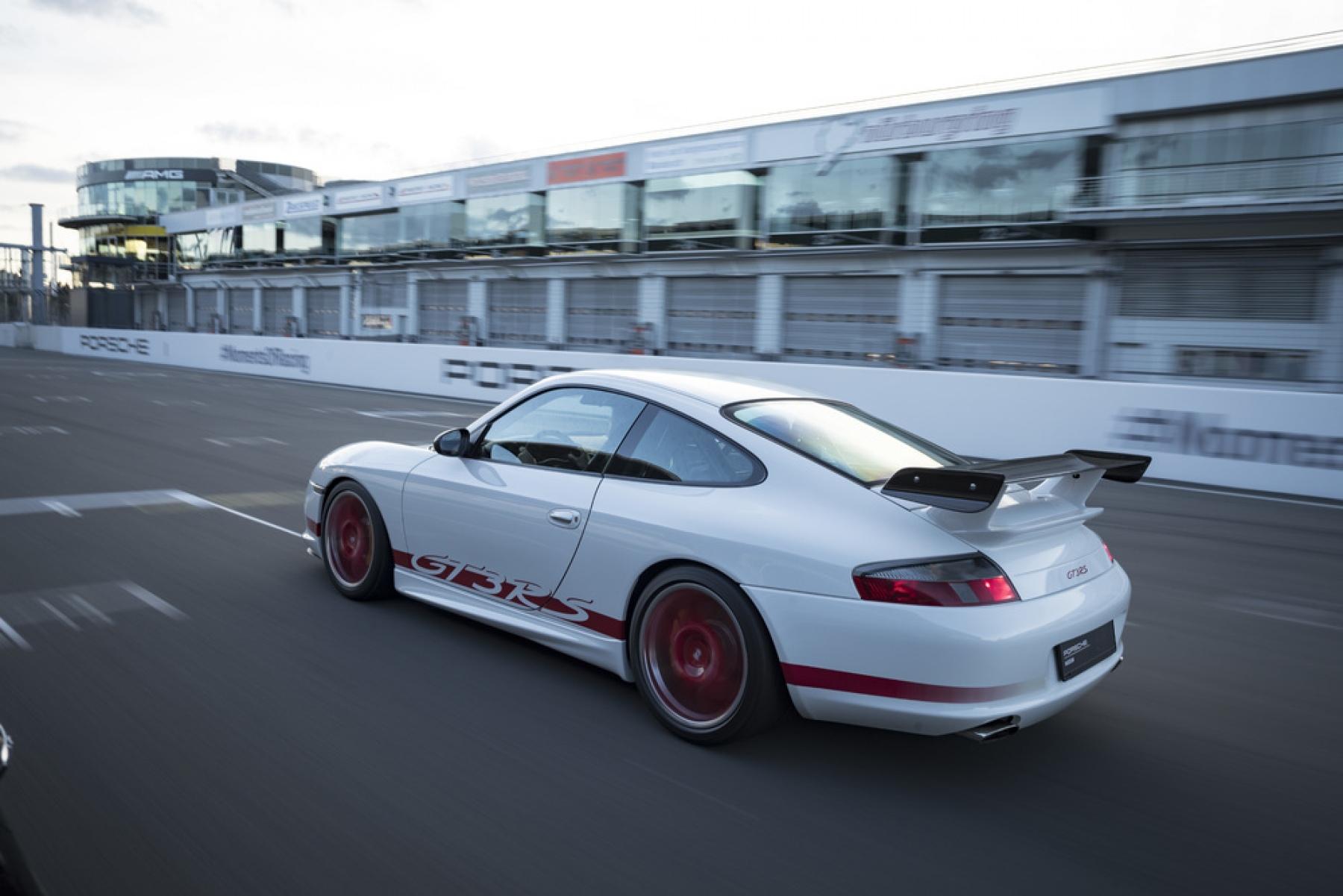 911 Gt3 Rs 996 Porsche 911 Gt3 Rs