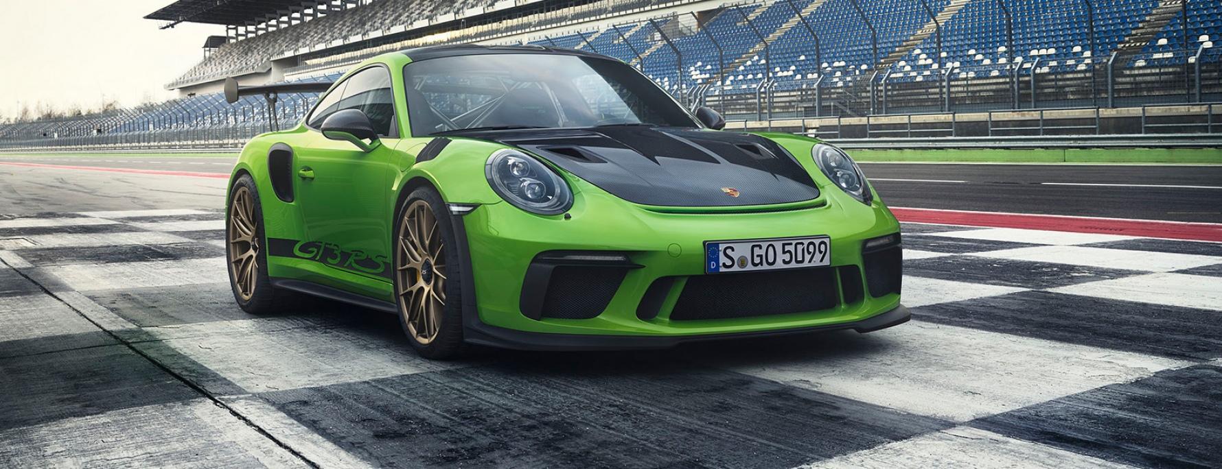 O Novo 911 Gt3 Rs Estabelece Padroes Na Precisao De Direcao Porsche 911 Gt3 Rs