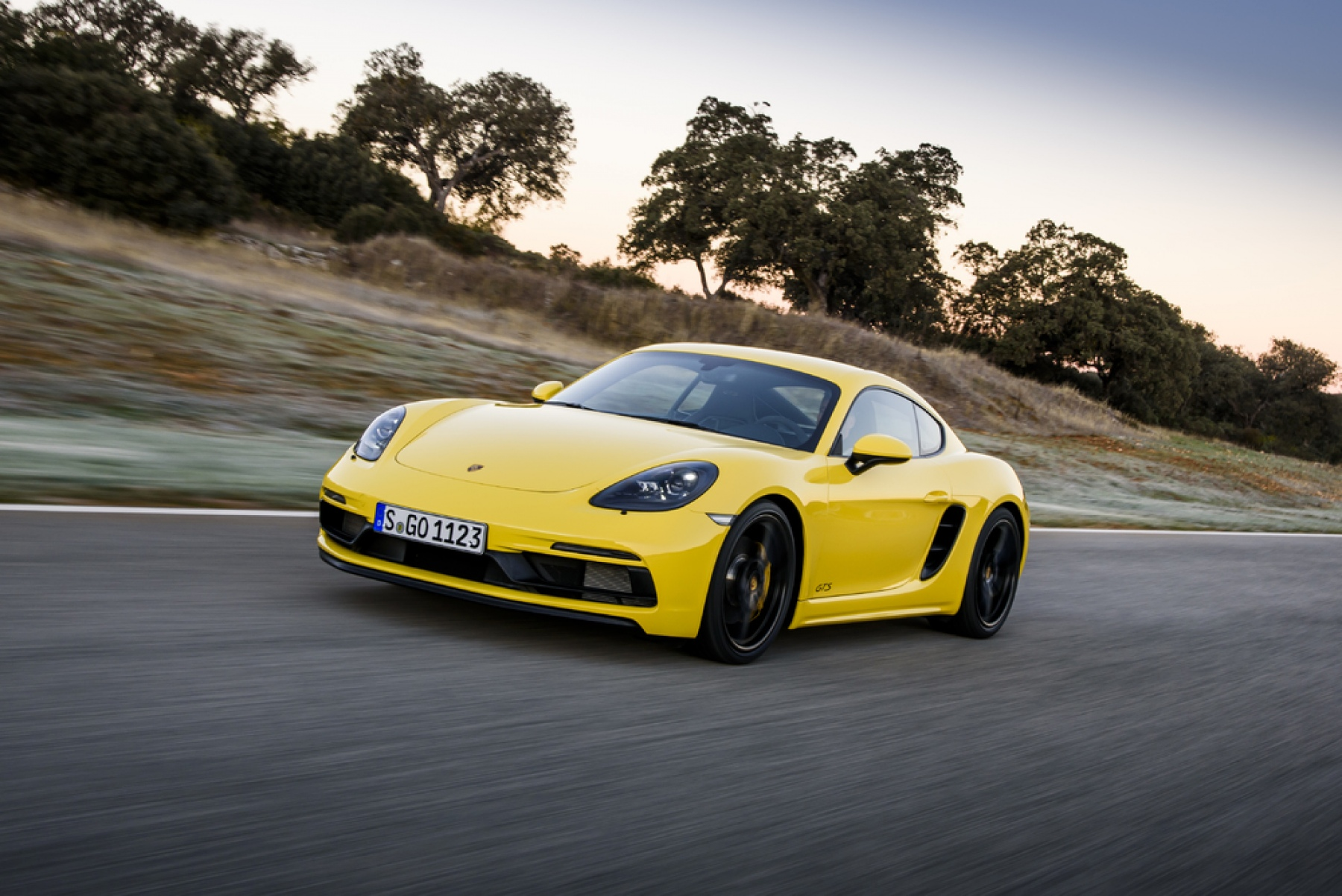 718 cayman gts racing yellow the new 718 boxster gts and. Black Bedroom Furniture Sets. Home Design Ideas