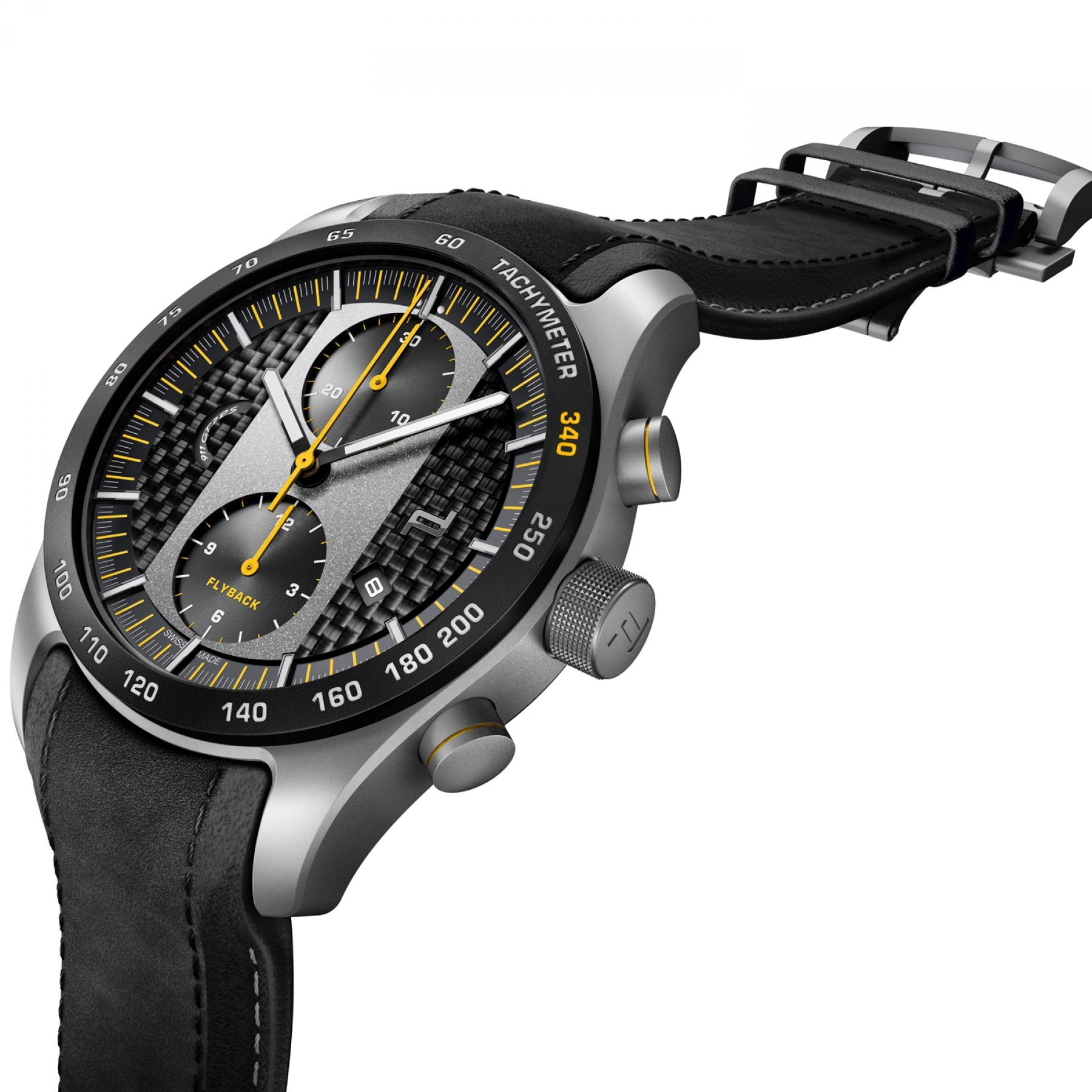 Pd chronograph 911 gt2 rs porsche partecipa al festival for Porsche design ufficio stampa