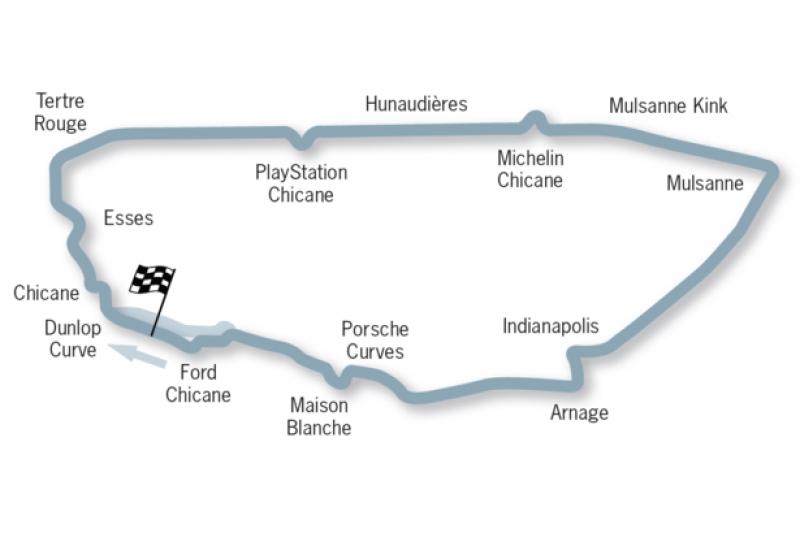 24 Heures Du Mans Round 8 Le Mans 15 16 June Motorsport Media Guide 2018