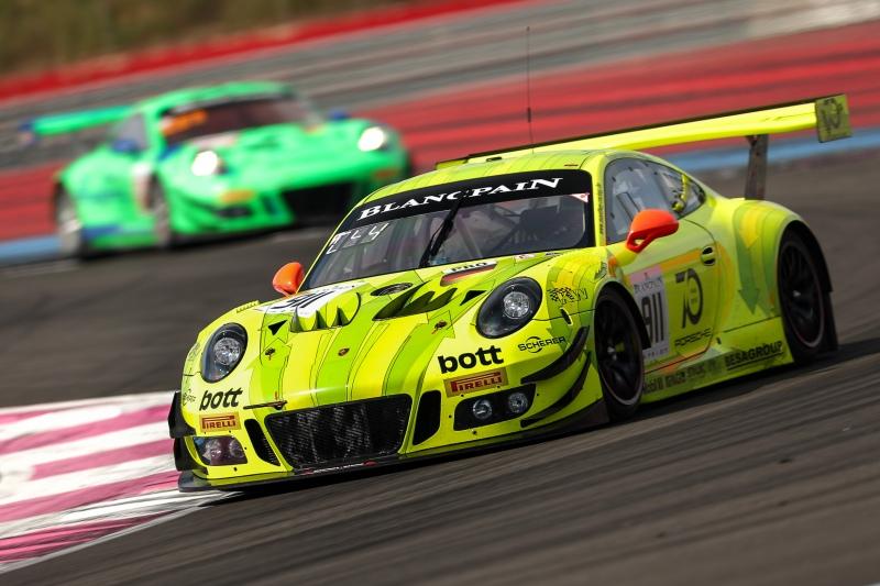 Porsche 911 Gt3 R Motorsport Media Guide 2018