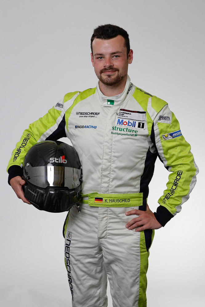 Kim André Hauschild - Speedlover - Motorsport Media Guide 2017
