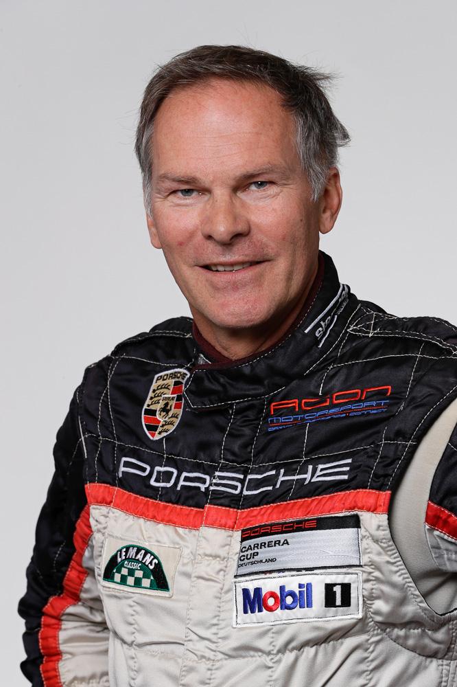 Stefan Rehkopf - Cito Pretiosa - Motorsport Media Guide 2017