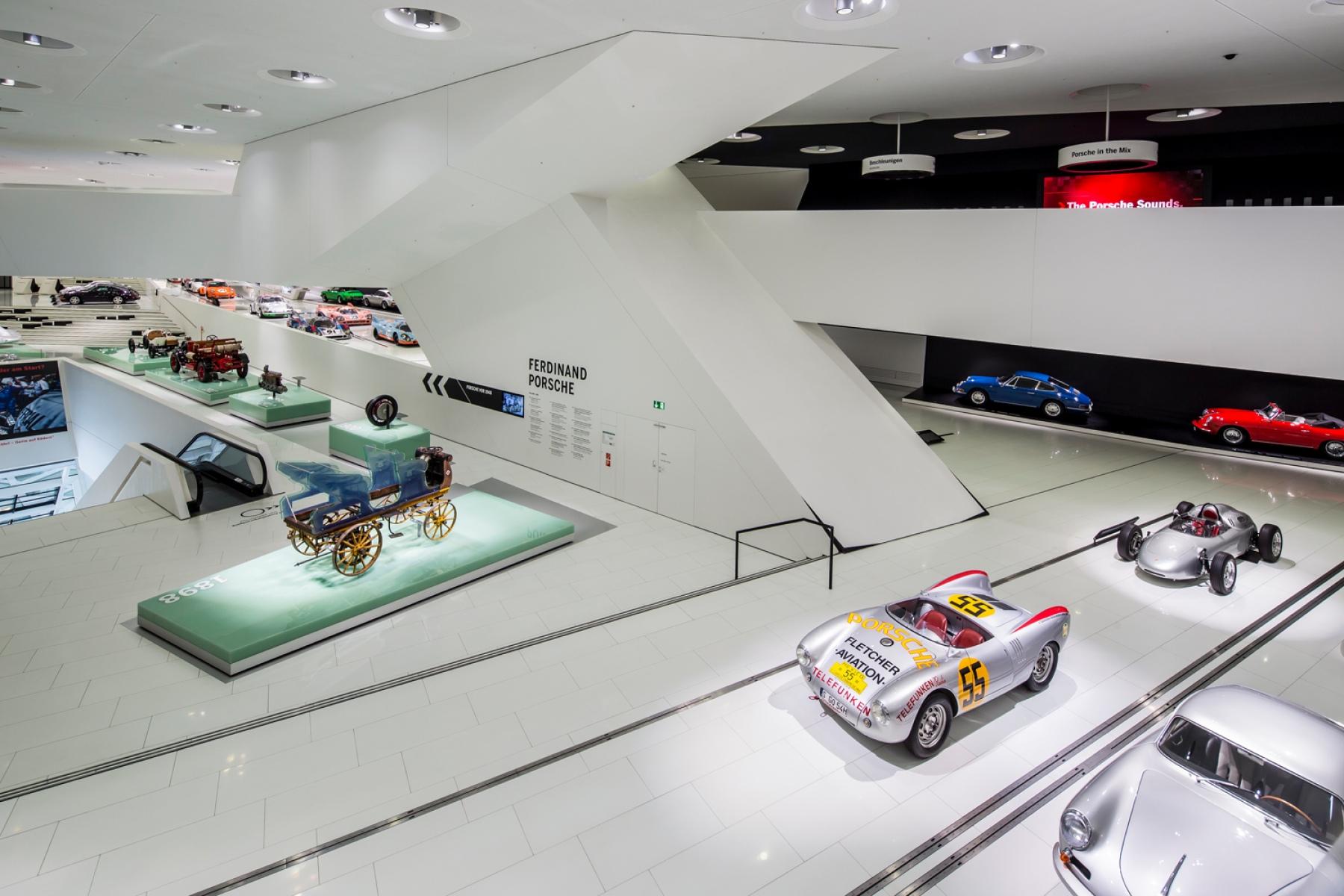 Porsche Driving School >> Porsche Museum - Porsche Museum