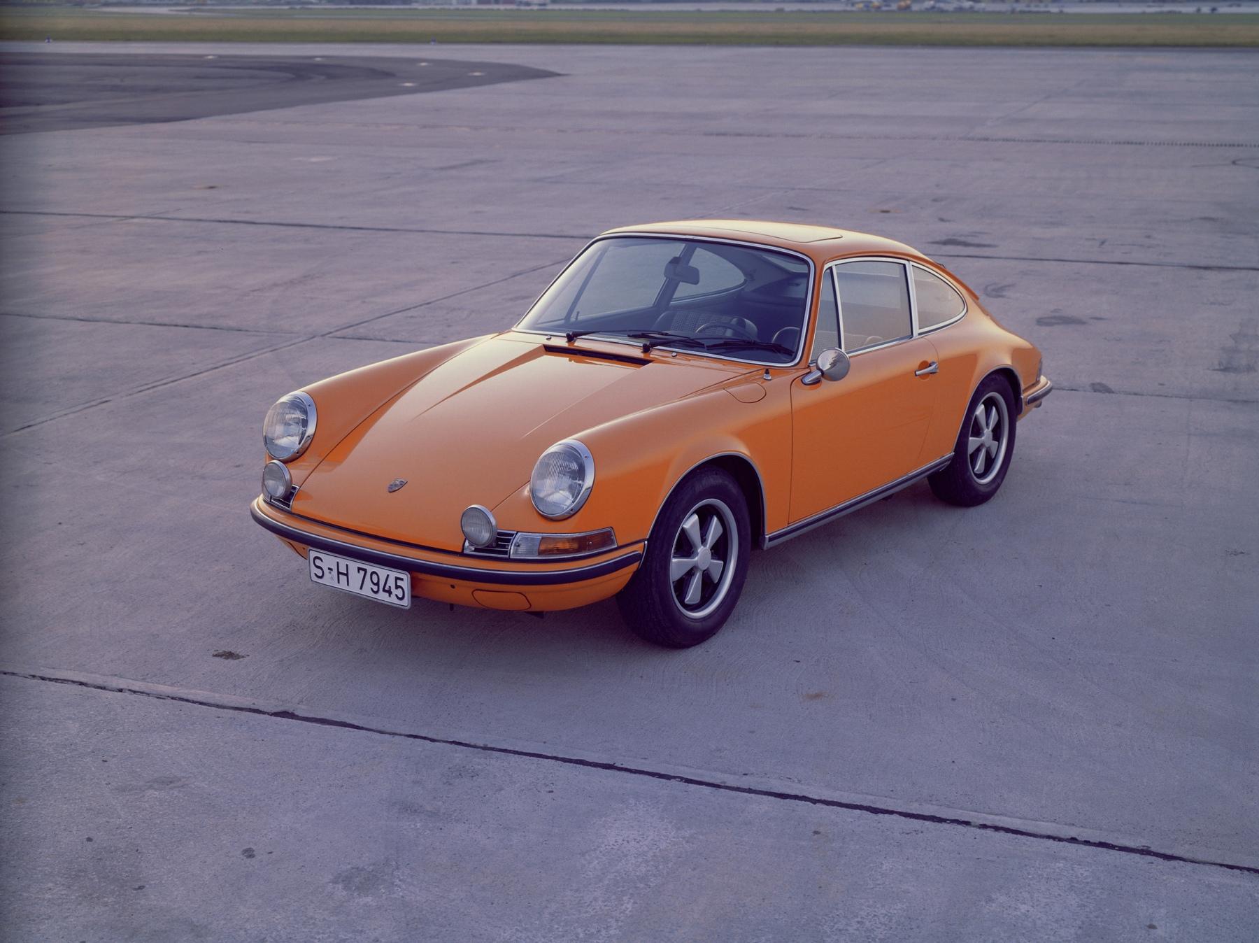 The Original 911 1963 1973 Production Anniversary Of Wiring Harness Porsche Media