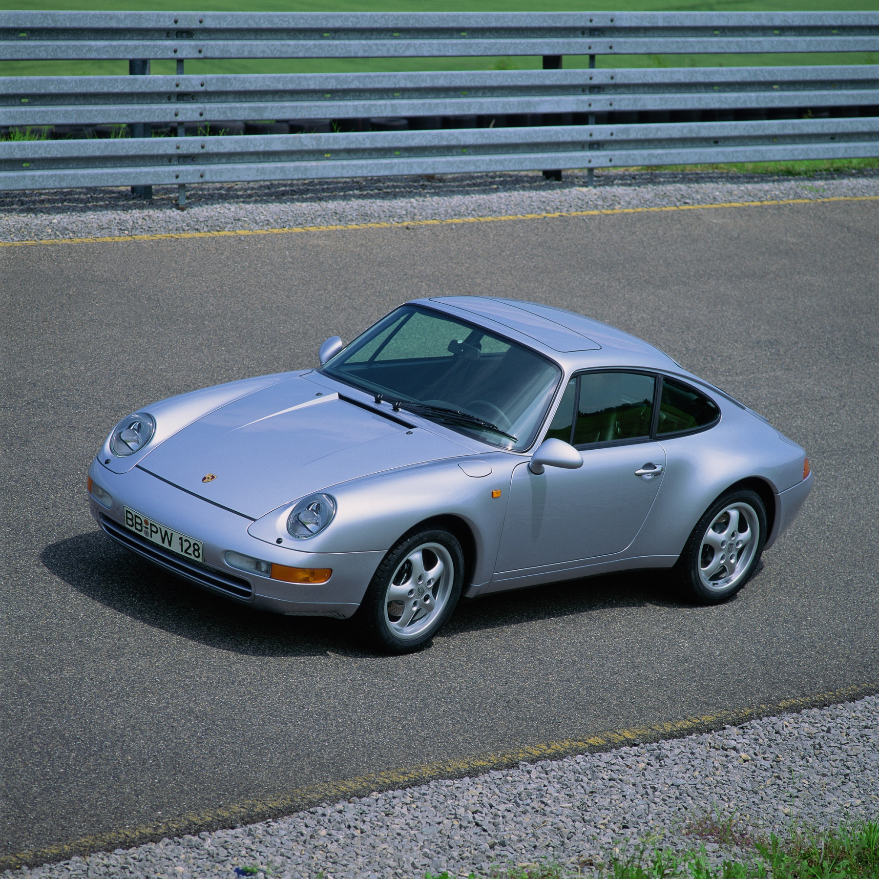 993 1993 1998 Production Anniversary Of The Porsche 911