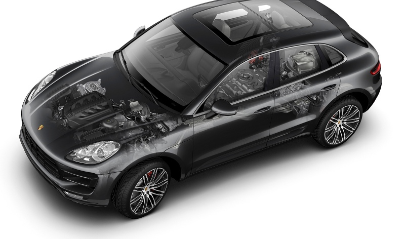 At home on any terrain porsche cayenne and macan winter log in sciox Image collections