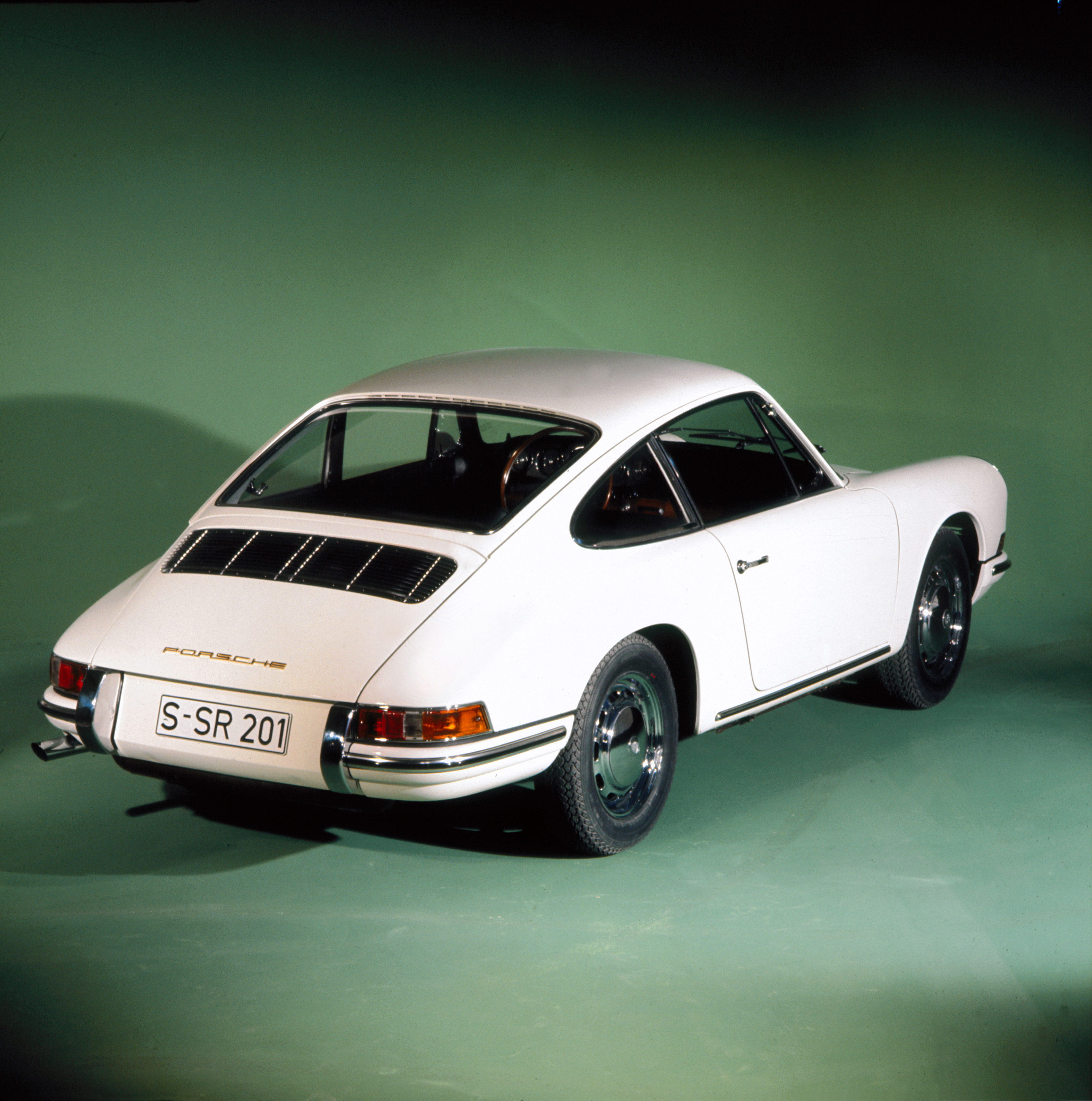 Porsche 911 Car: Production Anniversary Of The